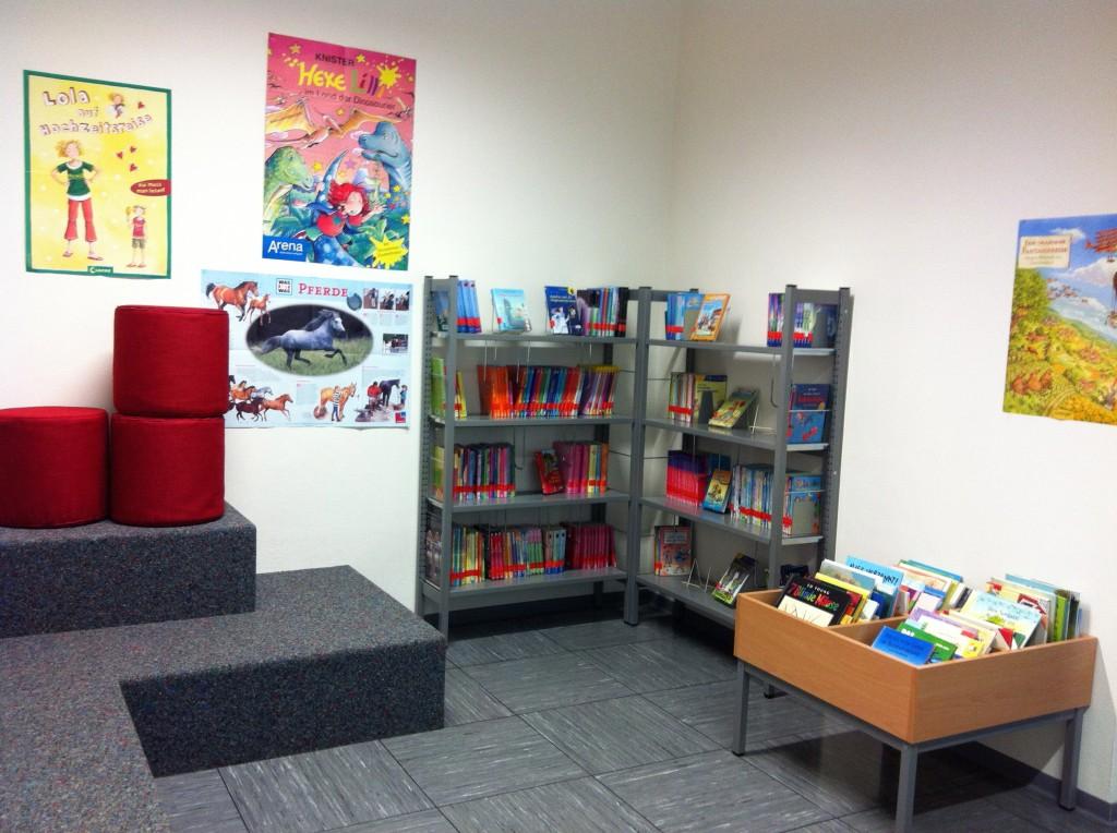 Ein Blick in unsere Schülerbücheri